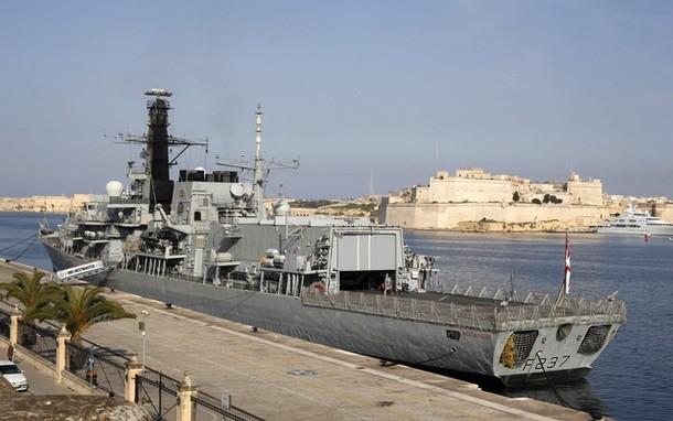 Coalition aéro maritime au large de la Libye - Page 5 610x44