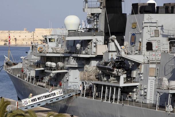 Coalition aéro maritime au large de la Libye - Page 5 610x46