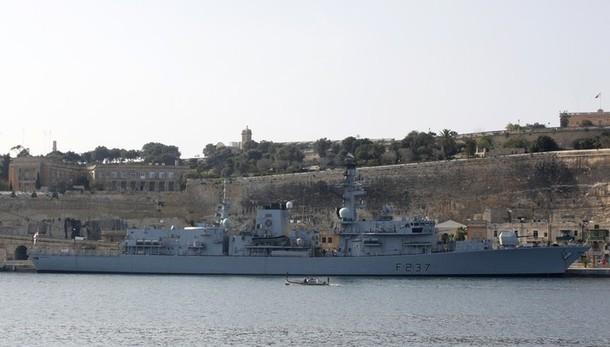 Coalition aéro maritime au large de la Libye - Page 5 610x47
