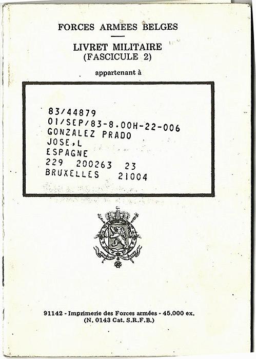 le Livret Militaire 78624710