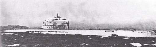 Aspects techniques des sous-marins WWII Cbda6e12