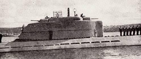 Aspects techniques des sous-marins WWII - Page 2 Cbdc0211