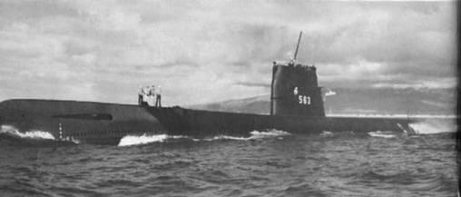 Aspects techniques des sous-marins WWII - Page 2 Cbdc0212