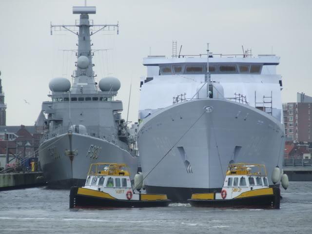 4 nieuwe patrouilleschepen - 4 nouveaux patrouilleurs - Page 2 Dscf0310