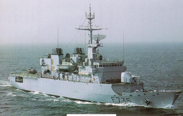 Les frégates de surveillance (Classe Floréal) Fregat11