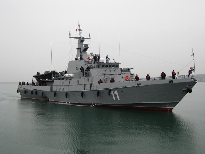 Slovenian Navy - Marine slovène  Img13610