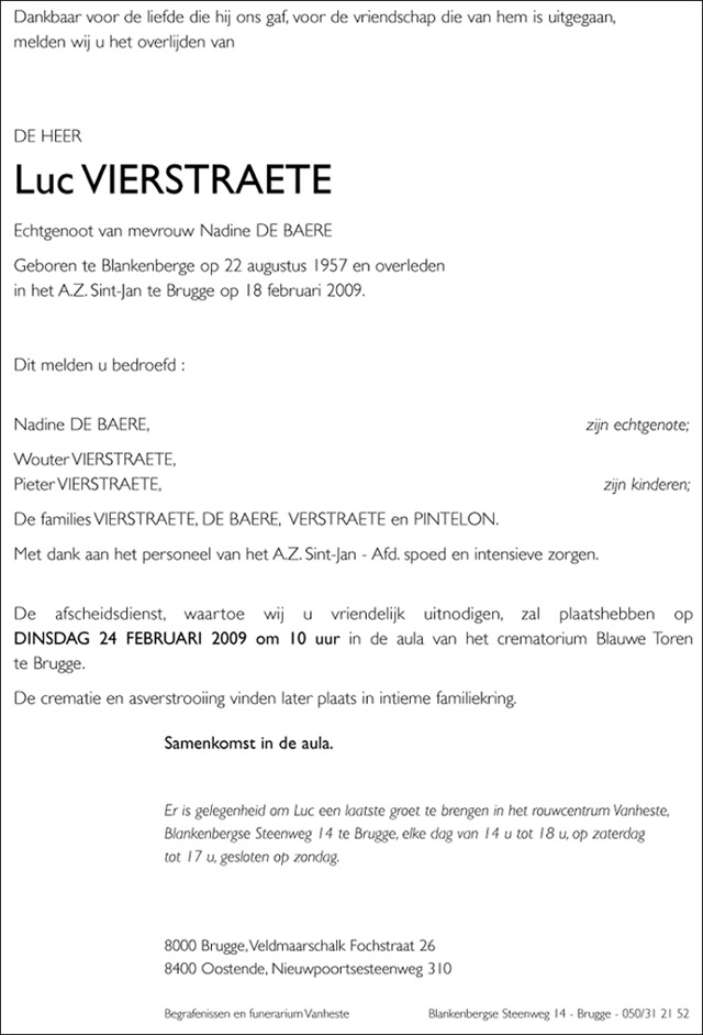 Déces - Overlijden (1) - Page 5 Luc-vi10