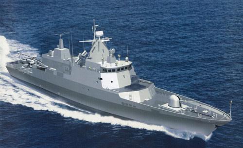 Malaysian Navy - Marine malaisienne Mekoa110