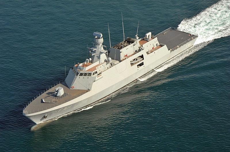 Turkish Navy - Marine Turque Melgem10