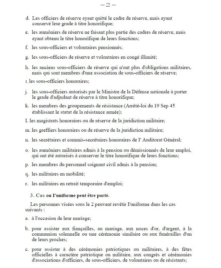 Attestation de qualité de carrière dans l'armée. - Page 2 Pensio11