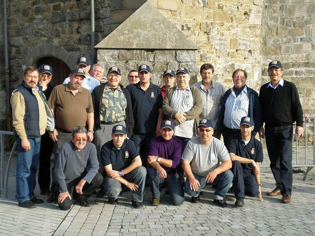 Remise des polos/casquettes au Big-Ben le 20 novembre Quareg11
