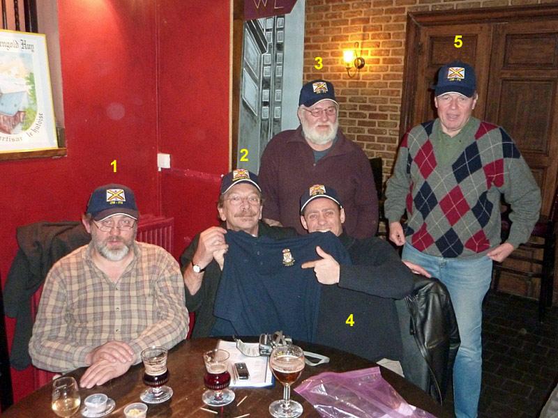 Remise des polos/casquettes à Liège en novembre - Page 4 Remise10