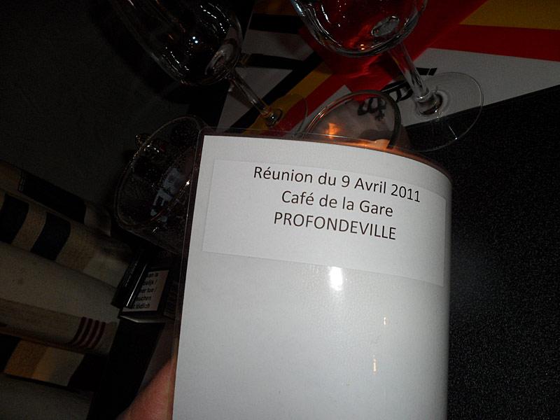 Café de la Gare à Profondeville le 9 avril Sam_0515