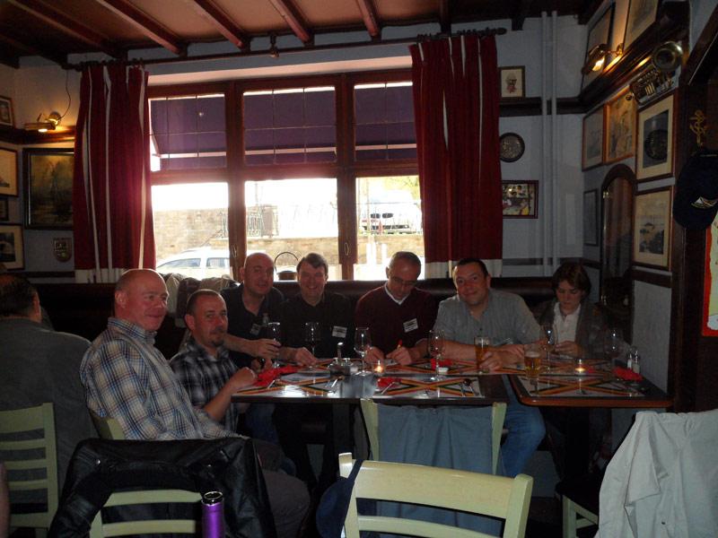 Café de la Gare à Profondeville le 9 avril Sam_0526