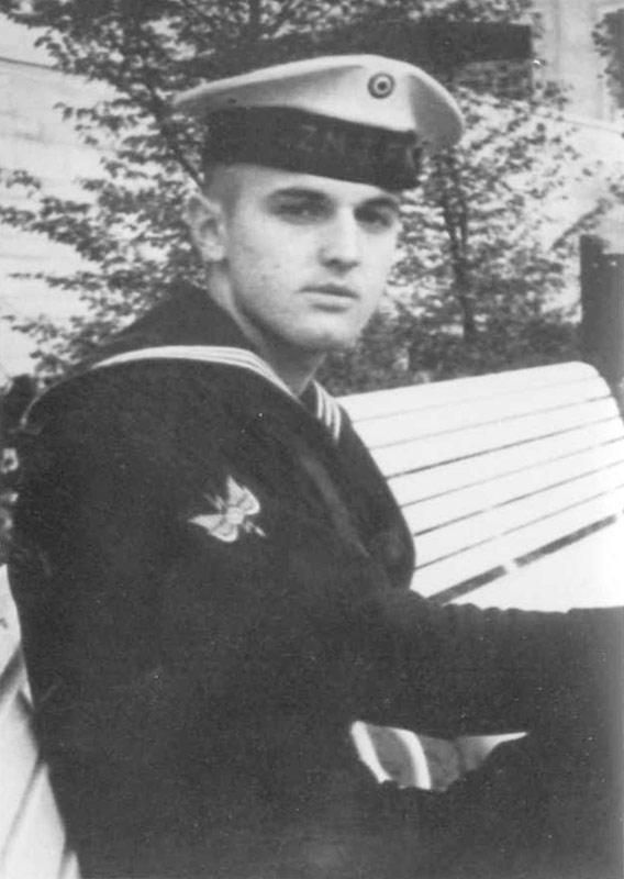 Serge de Kapzewicz un ancien de l'Artevelde en 58 Serge-11