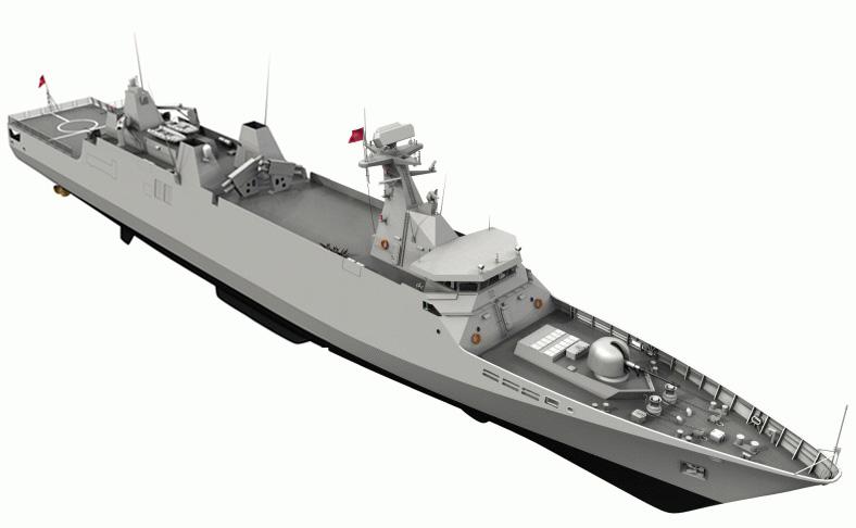 Marine du Maroc - Moroccan Navy Sigma110