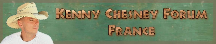 Kenny Chesney France Forum