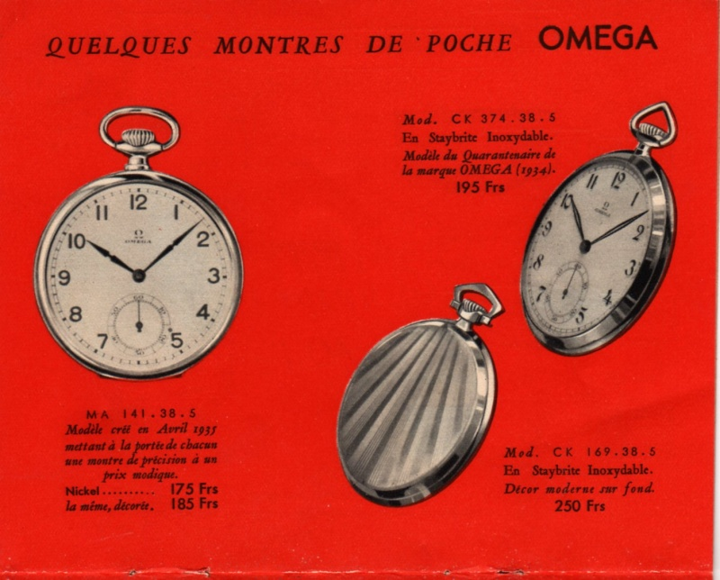 Catalogue Omega 1935 Brochu19
