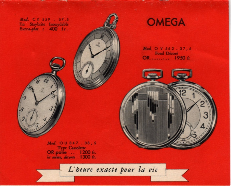 Catalogue Omega 1935 Brochu20