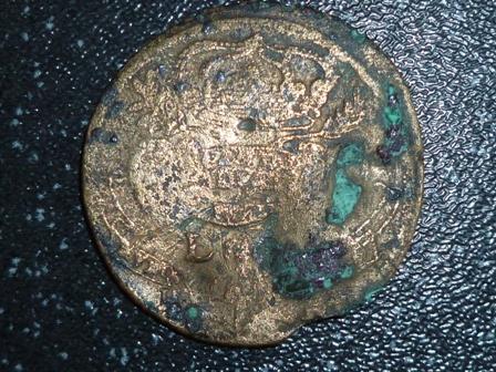 Jeton de Louis XIII et Anne d' Autriche P1000411