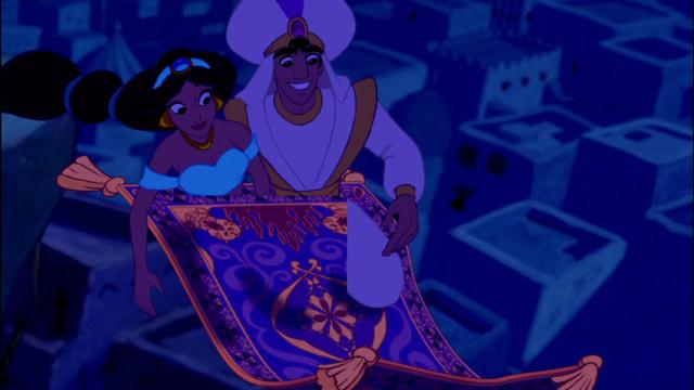 Aladdin [Walt Disney - 1992]  - Page 11 Aladdi14