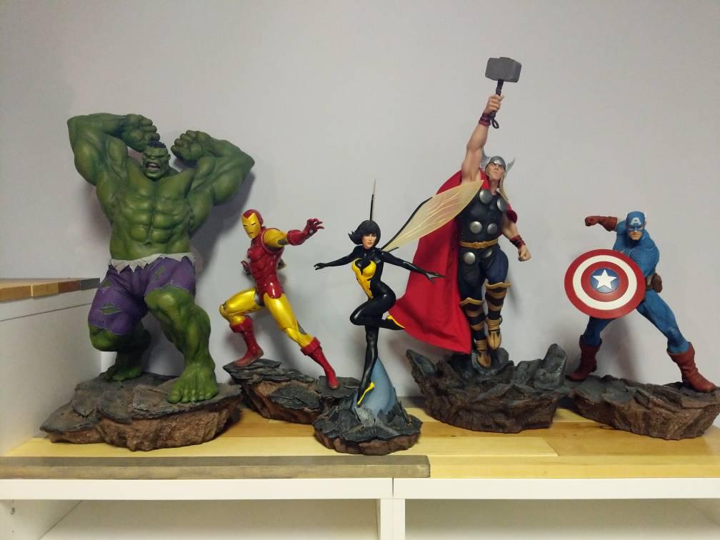 WASP-Avengers assemble statue - Page 2 C5c1d510