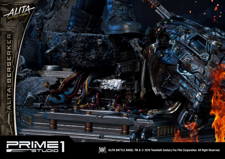 ALITA [Battle Angel] 1/4 PRIME 1 studio Pmaba-18