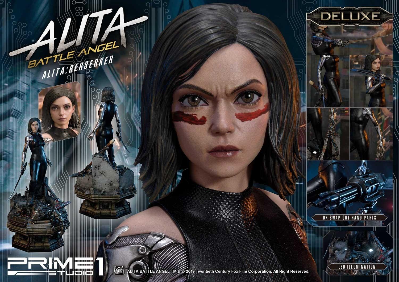 ALITA [Battle Angel] 1/4 PRIME 1 studio Pmaba-29