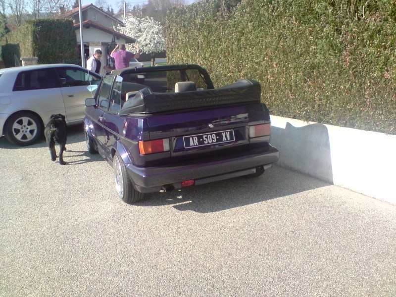 garycooper42 : ma one cab et ma passat P0904110