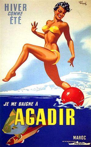 Publicités et Affiches en tous Genres 1 Agadir10
