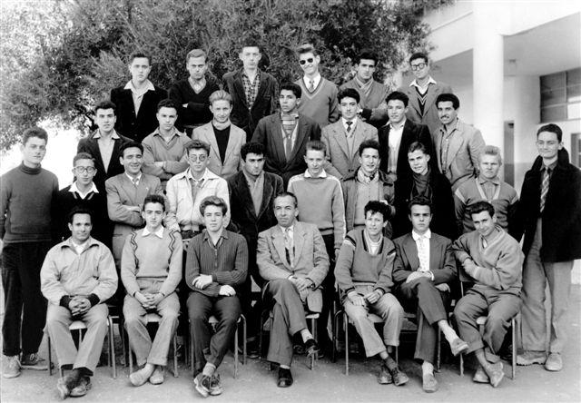 Le Lycée Technique Moulay Ismaïl Classe12
