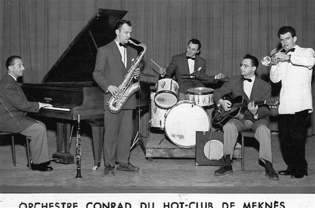 Conservatoire, Orchestres et Musiciens de Meknès Conrad10