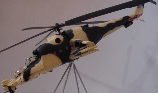 المروحية MI-24 MK3 Super hind الجزائرية Superh10