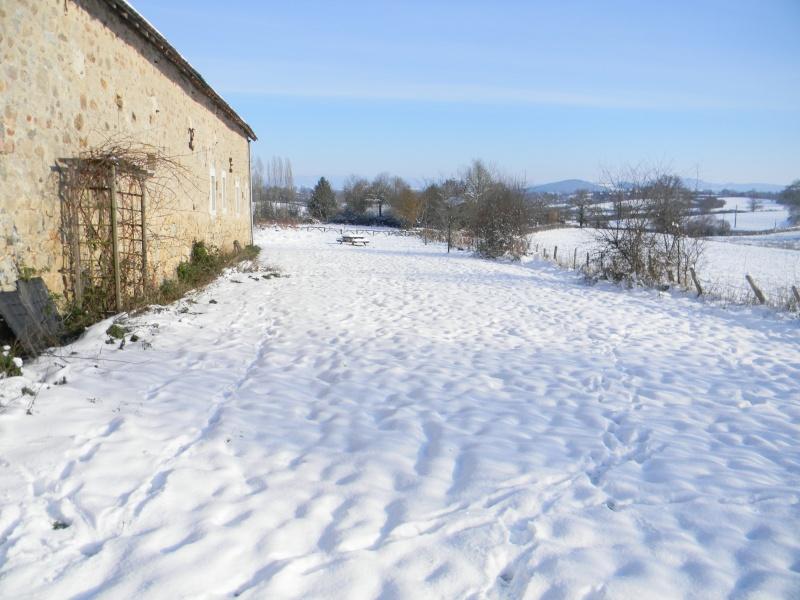 15 cm de neige dans le Morvan ! Nouvelles P1 et P2 Dscn0621