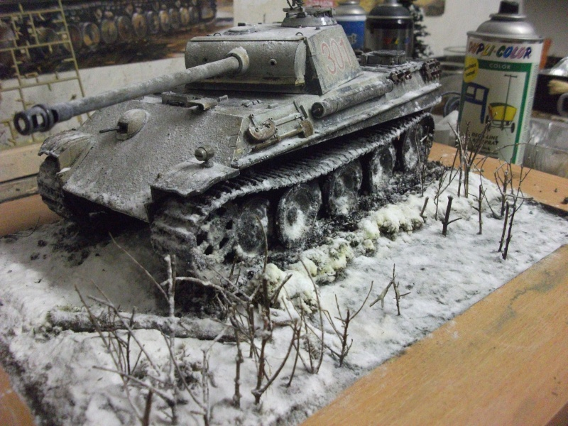 Panther G late version [ Academy 1/25° ] ( TERMINE ) 02610