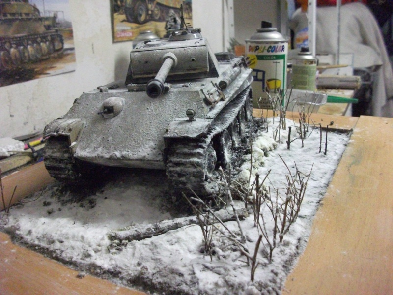 Panther G late version [ Academy 1/25° ] ( TERMINE ) 02710