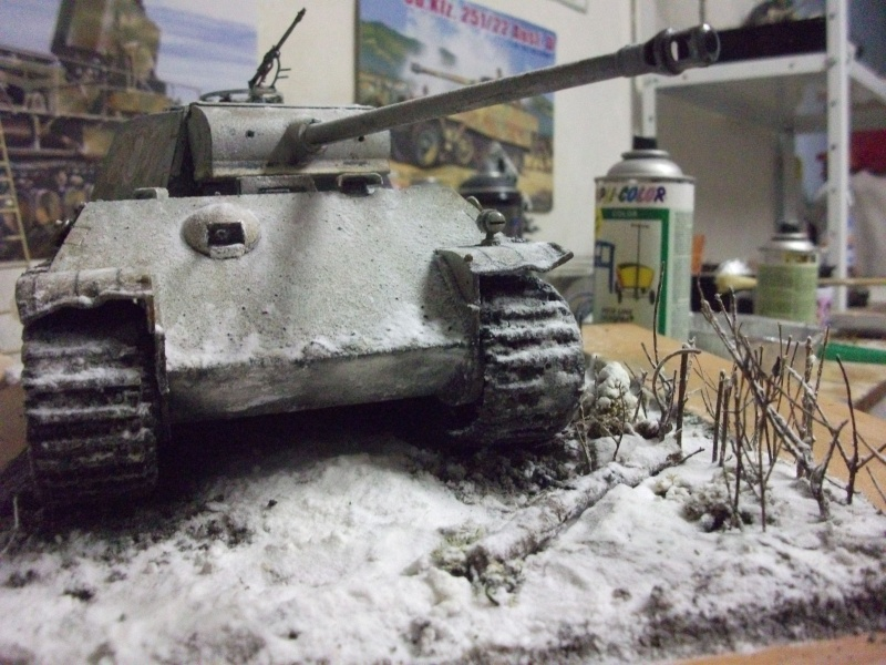 Panther G late version [ Academy 1/25° ] ( TERMINE ) 03410