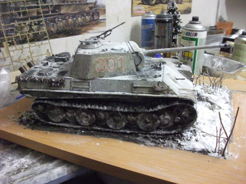 Panther G late version [ Academy 1/25° ] ( TERMINE ) 03910