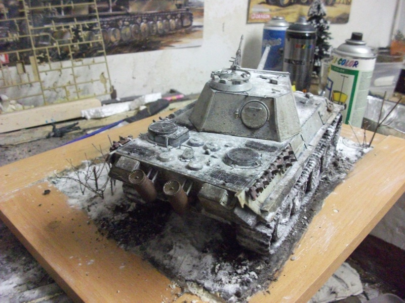 Panther G late version [ Academy 1/25° ] ( TERMINE ) 04010