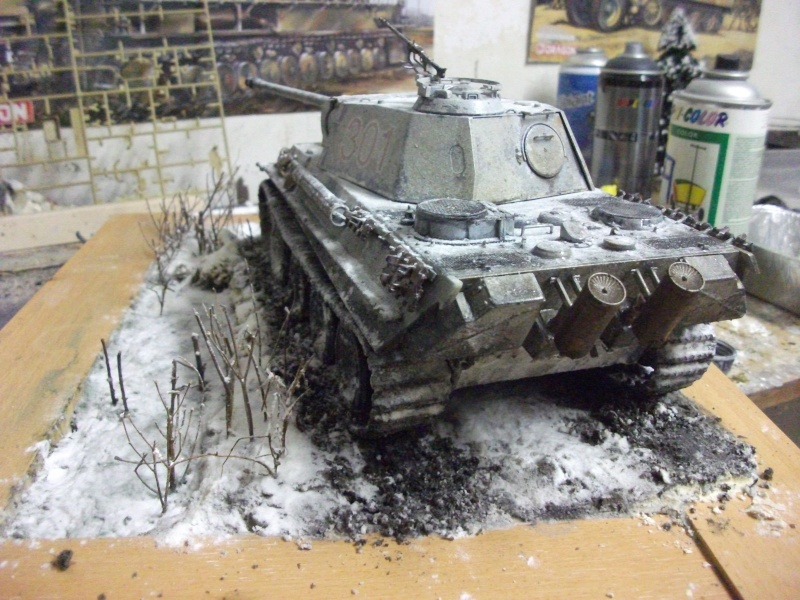 Panther G late version [ Academy 1/25° ] ( TERMINE ) 04611