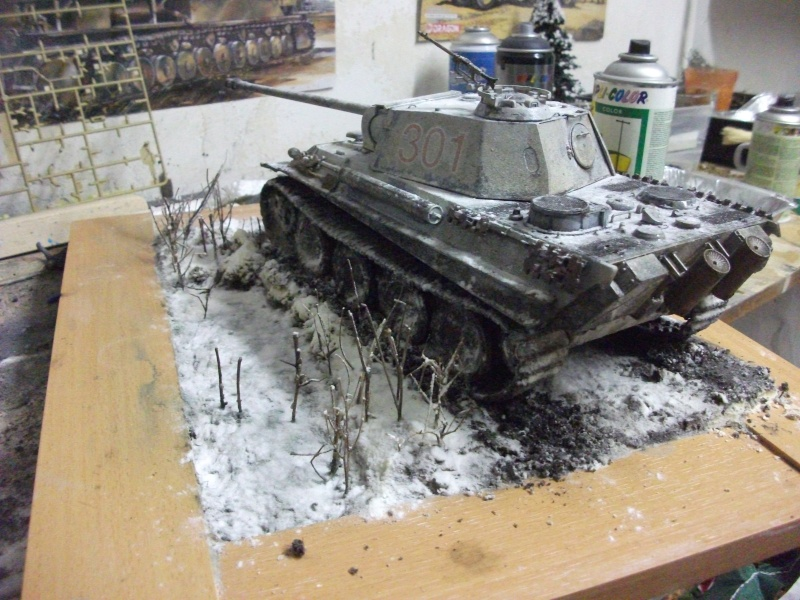 Panther G late version [ Academy 1/25° ] ( TERMINE ) 05010