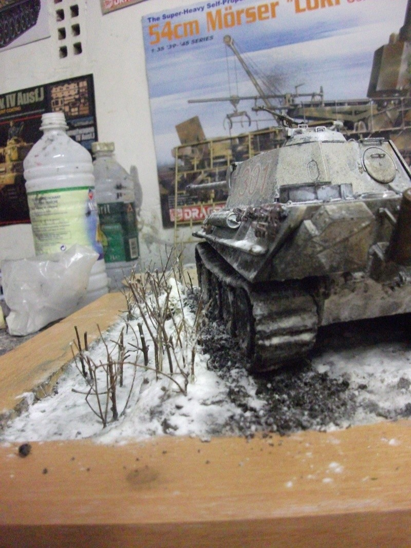 Panther G late version [ Academy 1/25° ] ( TERMINE ) 05710