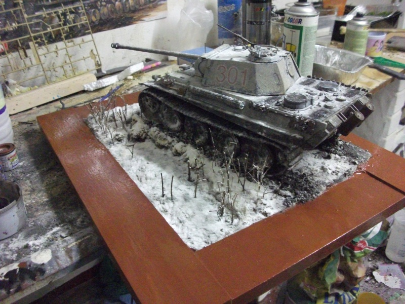 Panther G late version [ Academy 1/25° ] ( TERMINE ) 06111