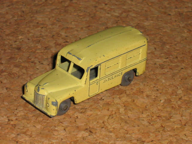 #14b daimler ambulance Pictu126