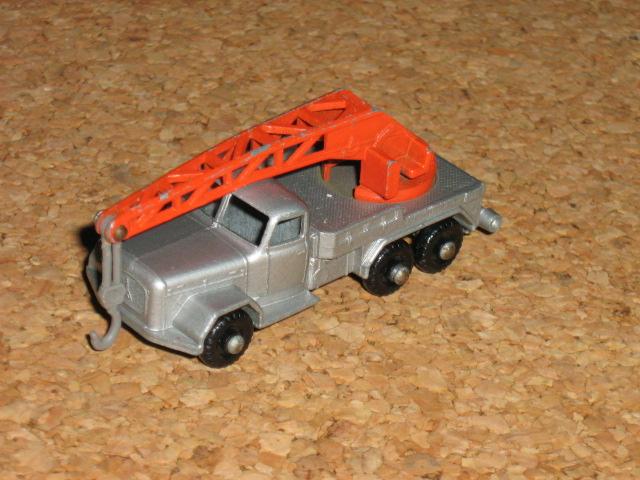 #30b magirus-deutz 6 wheel crane truck Pictu143