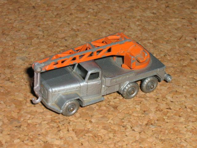 #30b magirus-deutz 6 wheel crane truck Pictu144