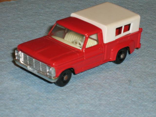 #6 Ford pickup truck Pictu154