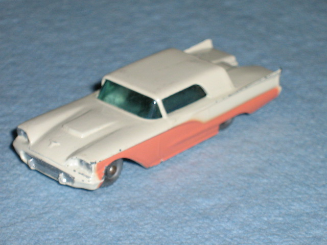 #75a1 ford thunderbird Pictu160