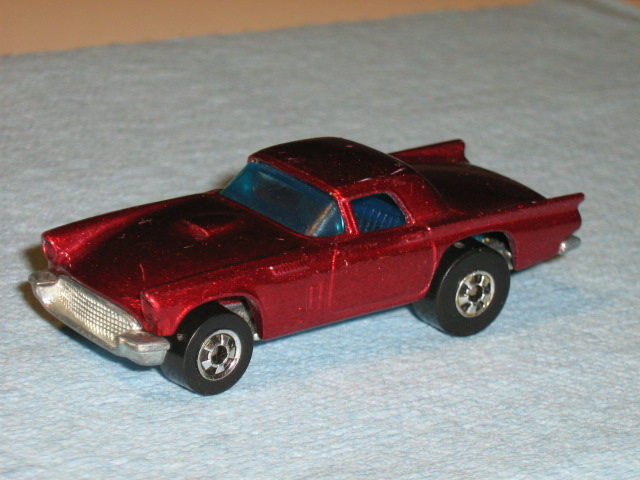 Ford T-bird 1957 Pictu220