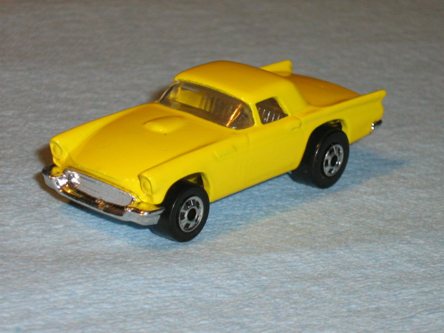 Ford T-bird 1957 Pictu226